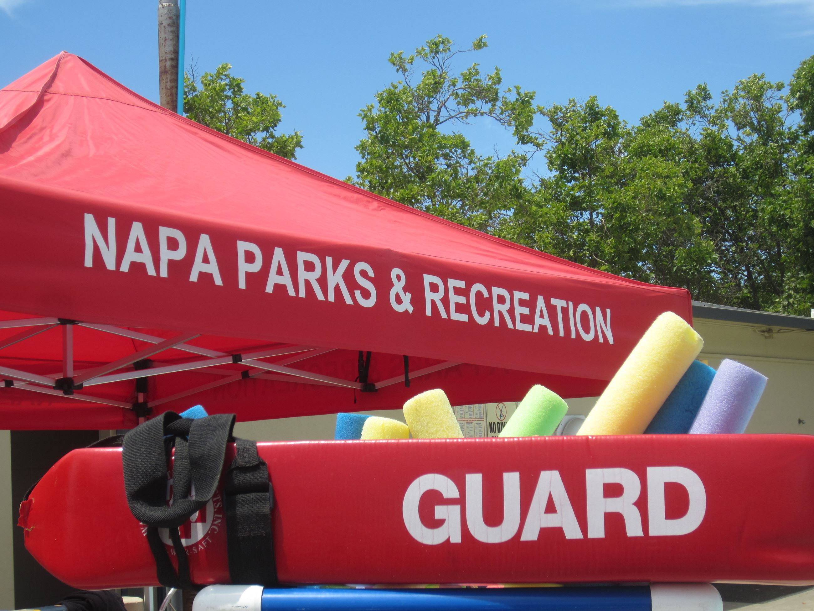 Napa Parks & Recreation - Lifeguard