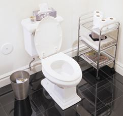 Toilet and Bathroom Materials