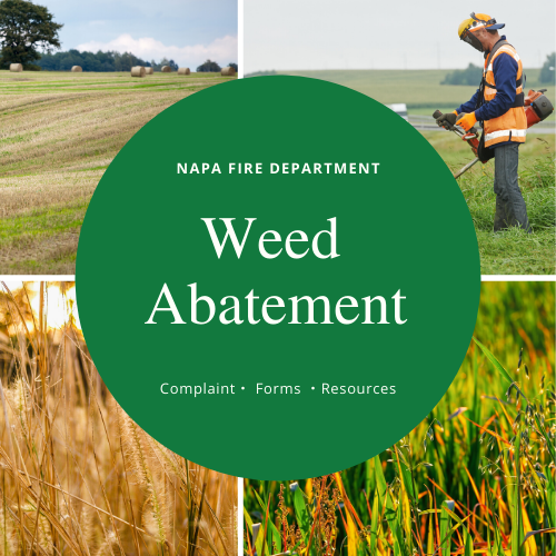 Weed Abatement Resources
