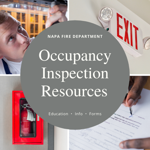 Occupancy Inspection Resources