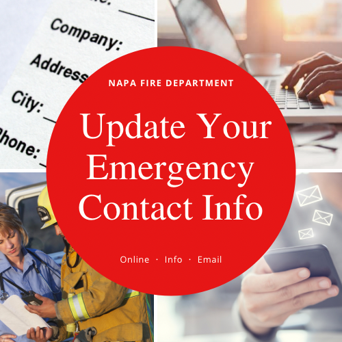 Update Your Emergency Contact Info