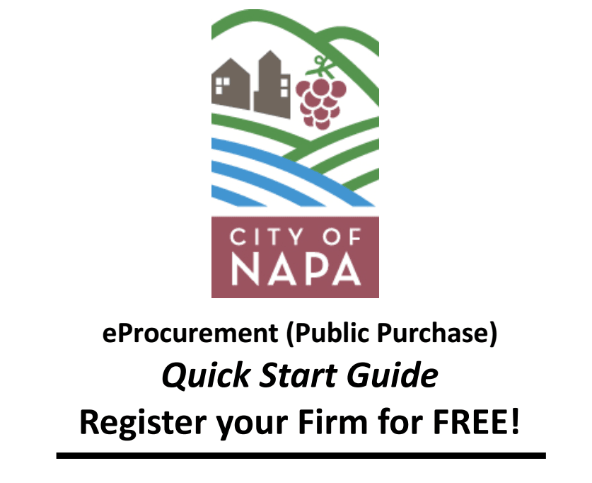 Public Purchase Quick Start Guide